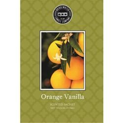 Bridgewater Candle Company Scented Sachet saszetka zapachowa 115 g - Orange Vanilla