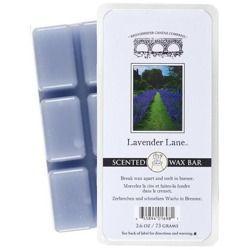 Bridgewater Candle Company Scented Wax Bar wosk zapachowy do aromaterapii 73 g - Lavender Lane