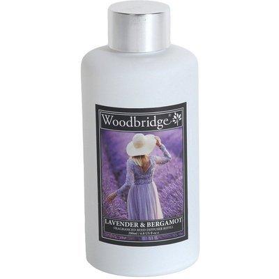 Woodbridge reed diffuser liquid refill bottle 200 ml - Lavender & Bergamot