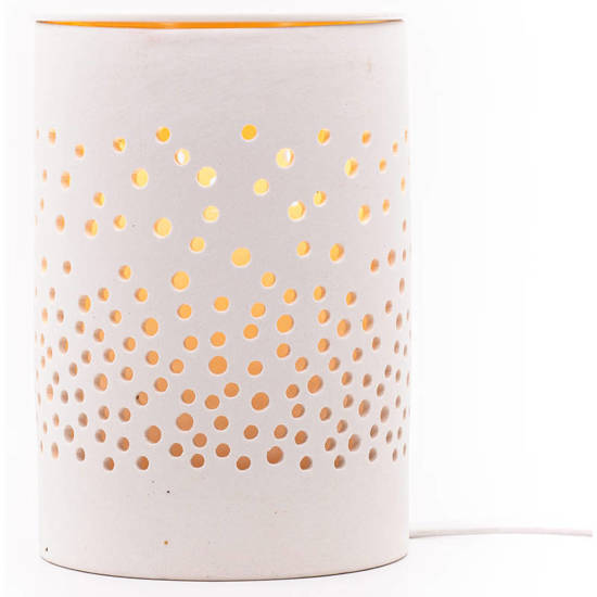 Electric wax burner - Dots